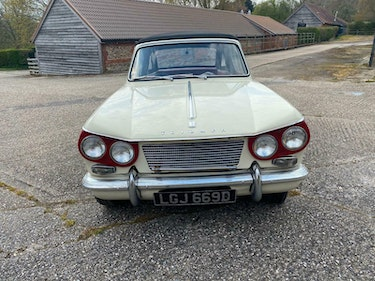 Picture of A Beautifully Restored 1966 Triumph Vitesse 6 Convertible For Sale
