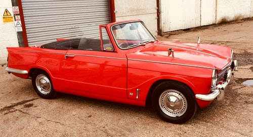 Picture of 1970 Herald Beautiful Example For Sale