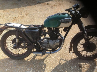Picture of 1967 Triumph tiger hundred 500 unit twin £2000 as is SOLD