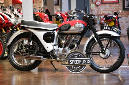 Picture of 1965 Triumph Tiger Cub 200CC Matching Numbers For Sale