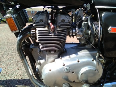 Picture of 1974 Triumph trident t150v For Sale