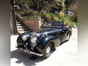 1949 Triumph 2000 Roadster - 4 speed gearbox For Sale (picture 4 of 14)