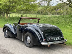 1949 Triumph 2000 Roadster - 4 speed gearbox For Sale (picture 3 of 14)