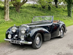 1949 Triumph 2000 Roadster - 4 speed gearbox For Sale (picture 1 of 14)