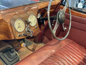 1949 Triumph 2000 Roadster - 4 speed gearbox For Sale (picture 5 of 14)