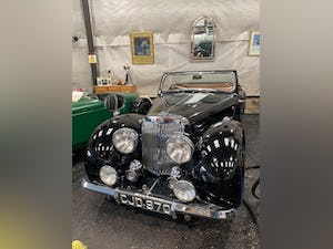 1949 Triumph 2000 Roadster - 4 speed gearbox For Sale (picture 14 of 14)