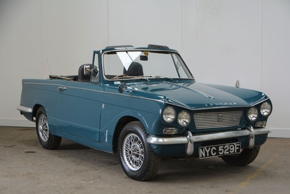 Picture of 1967 Triumph Vitesse 2-Litre Convertible For Sale by Auction