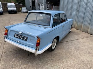 1967 UTTERLY AMAZING, TOTALLY ORIGINAL LOW MILEAGE. For Sale (picture 6 of 11)