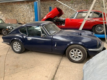 Picture of 1974 Full Restored Triumph GT6+ For Sale