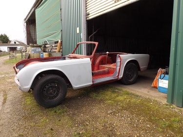 Picture of 1964 Unfinished Project For Sale