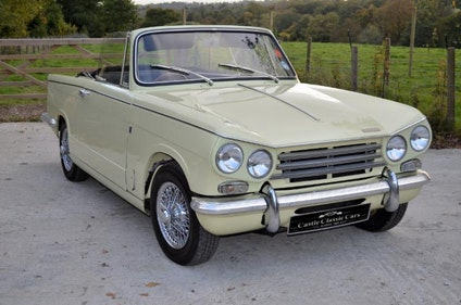 Picture of 1969 Triumph Vitesse - now sold - more wanted For Sale