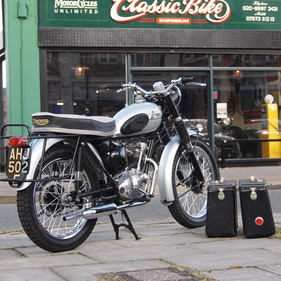 Picture of 1967 Triumph T20 Rare French, RESERVED FOR MANUEL. For Sale