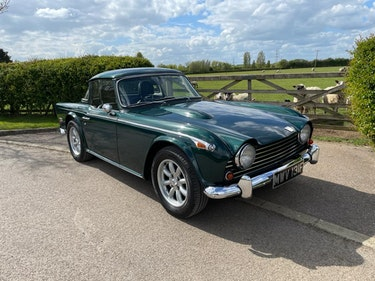 Picture of 1968 TRIUMPH TR5 UK RHD For Sale