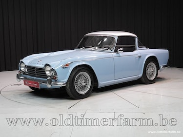 Picture of 1966 Triumph TR4 A IRS OVERDRIVE '66 For Sale