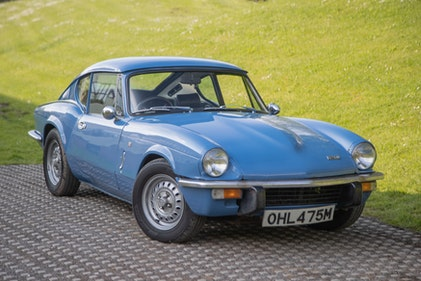 Picture of 1973 Triumph GT6 - Auction July 6th For Sale by Auction
