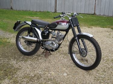 Picture of A 1962 Triumph Tiger Cub TR Trials  - 30/6/2021 For Sale by Auction