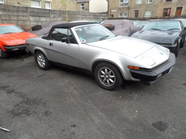 Picture of 1980 Triumph TR7 V8 DHC For Sale