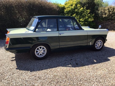 Picture of 1963 Triumph Herald 1200 Saloon For Sale