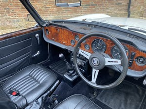 1970 Triumph TR6 2.5 Manual / Overdrive. Free U.K Delivery For Sale (picture 10 of 12)