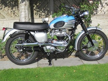 Picture of 1961 Triumph T120 C,In Stunning Condition For Sale