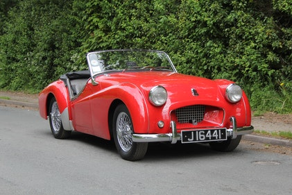 Picture of 1955 Triumph TR2 - Matching No's / Colours - Various Upgrades For Sale