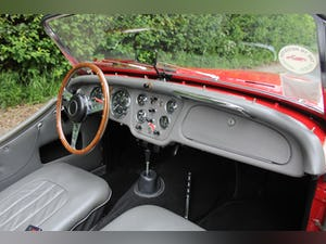 1955 Triumph TR2 - Matching No's / Colours - Various Upgrades For Sale (picture 11 of 20)