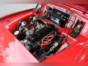 1955 Triumph TR2 - Matching No's / Colours - Various Upgrades For Sale (picture 14 of 20)
