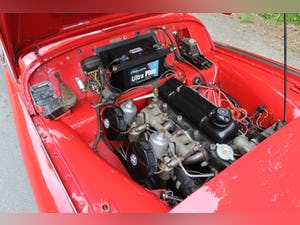 1955 Triumph TR2 - Matching No's / Colours - Various Upgrades For Sale (picture 16 of 20)