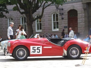 1955 Triumph TR2 - Matching No's / Colours - Various Upgrades For Sale (picture 18 of 20)
