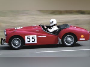 1955 Triumph TR2 - Matching No's / Colours - Various Upgrades For Sale (picture 19 of 20)