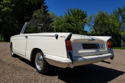 Picture of 1962 Triumph Herald Convertible For Sale