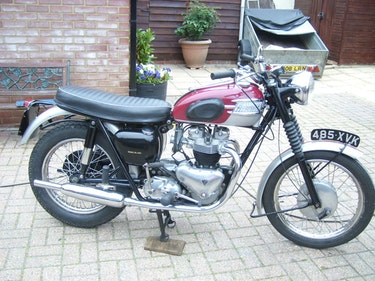 Picture of 1962 Triumph Trophy For Sale