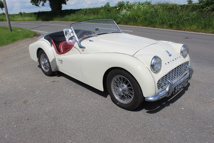 Picture of 1960 Triumph TR3A With Overdrive , Original UK RHD For Sale
