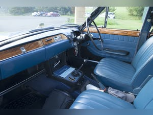 1964 Triumph 2000 MK1 in great condition for 57 years old For Sale (picture 4 of 9)