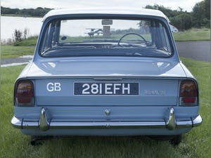 1964 Triumph 2000 MK1 in great condition for 57 years old For Sale (picture 6 of 9)