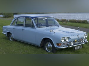 1964 Triumph 2000 MK1 in great condition for 57 years old For Sale (picture 7 of 9)