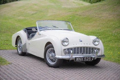 Picture of 1957 Triumph TR3 For Sale by Auction