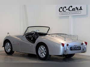 1961 Nice restored TR3! For Sale (picture 5 of 12)