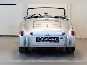 1961 Nice restored TR3! For Sale (picture 6 of 12)