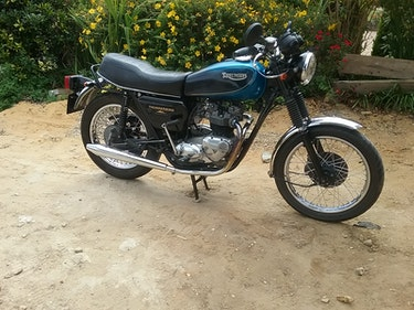 Picture of 1983 Triumph tr65 thunderbird 650 For Sale
