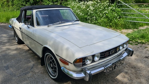 Picture of 1973 Triumph Stag MKII Auto - Older restoration - Beautiful For Sale by Auction