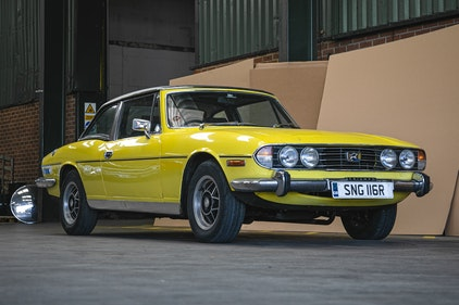 Picture of 1977 Triumph Stag MKII For Sale by Auction
