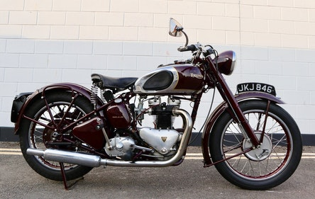 Picture of 1947 Triumph 5T Speed Twin 500cc - Excellent Condition For Sale