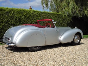 1949 Triumph 2000 Roadster in excellent condition throughout For Sale (picture 2 of 35)