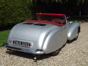 1949 Triumph 2000 Roadster in excellent condition throughout For Sale (picture 3 of 35)