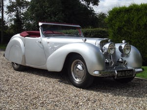 1949 Triumph 2000 Roadster in excellent condition throughout For Sale (picture 4 of 35)