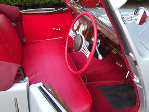 1949 Triumph 2000 Roadster in excellent condition throughout For Sale (picture 6 of 35)