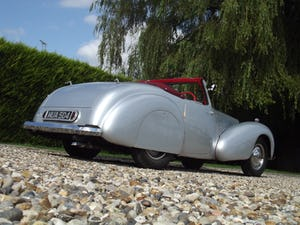 1949 Triumph 2000 Roadster in excellent condition throughout For Sale (picture 10 of 35)