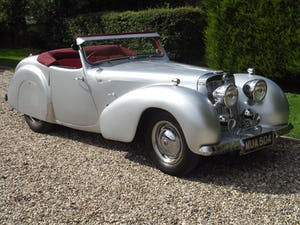 1949 Triumph 2000 Roadster in excellent condition throughout For Sale (picture 14 of 35)