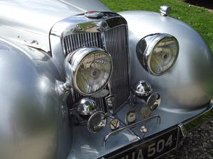 1949 Triumph 2000 Roadster in excellent condition throughout For Sale (picture 15 of 35)